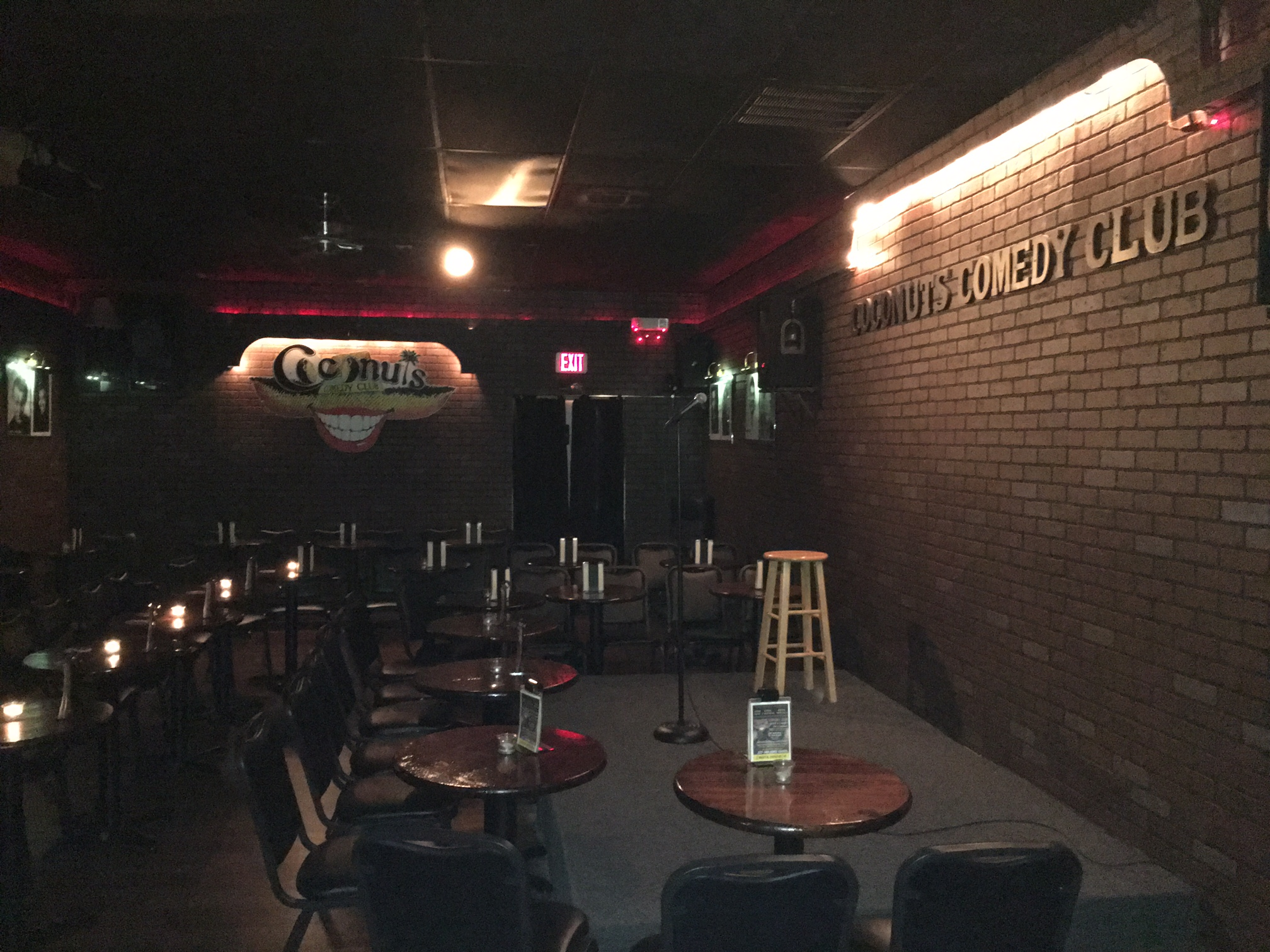 Comedy Club Hell S Kitchen